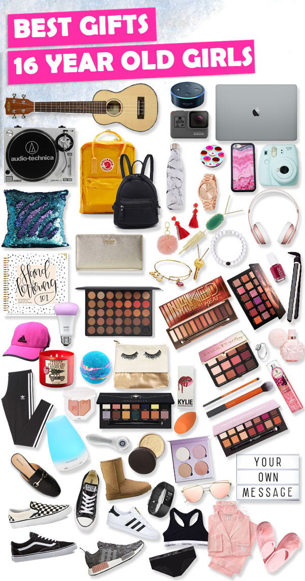 Birthday Gift Ideas For 16 Year Old Girl  Sweet 16 Gift Ideas For 16 Year Old Girls
