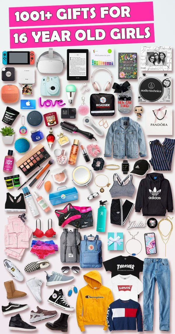 Birthday Gift Ideas For 16 Year Old Girl  Gifts For 16 Year Old Girls 2020 – Best Gift Ideas