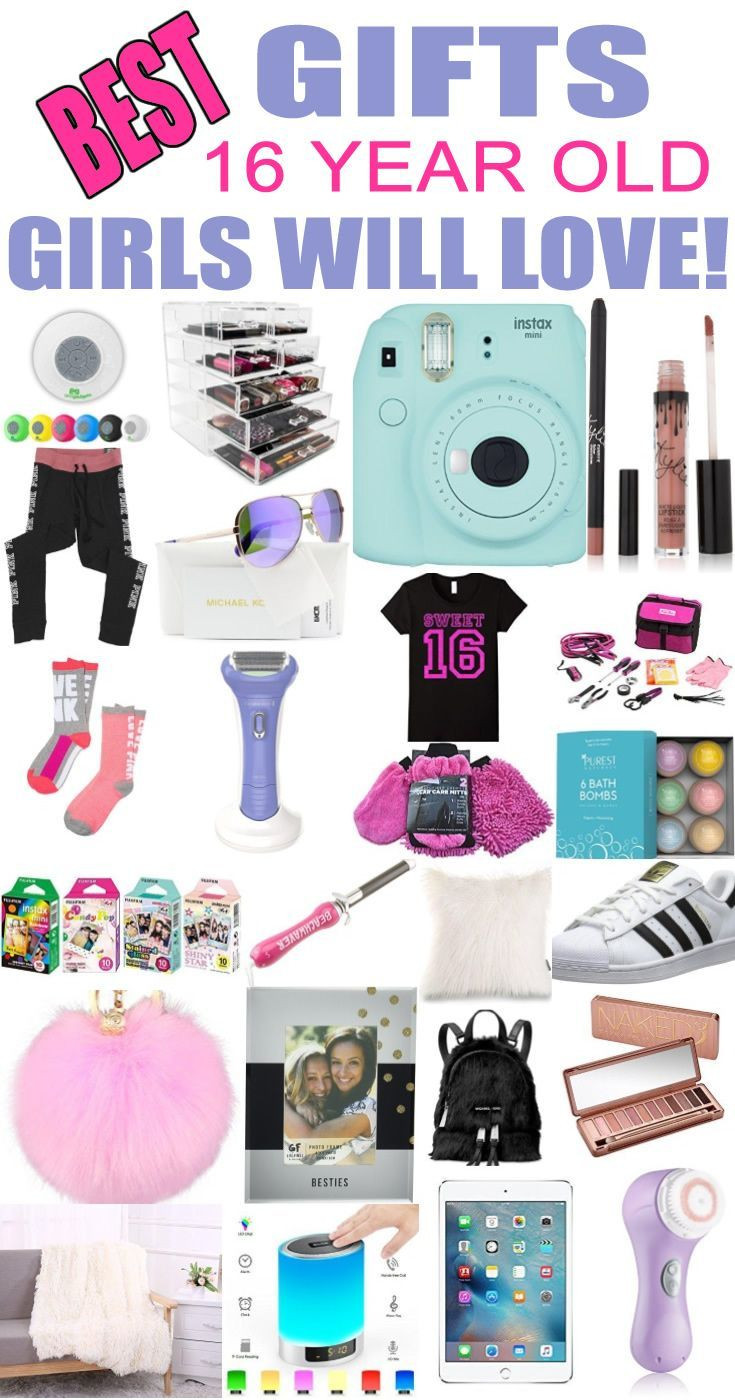 Birthday Gift Ideas For 16 Year Old Girl  16 Year Old Birthday Ideas