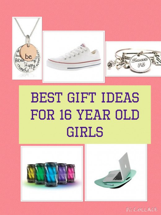 Birthday Gift Ideas For 16 Year Old Girl  Best Gifts for 16 Year Old Girls Christmas and Birthday