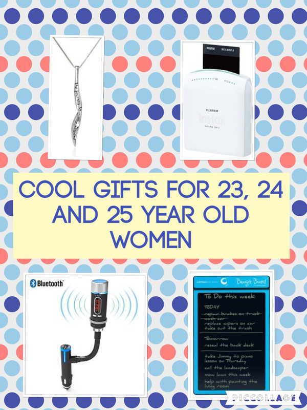 Birthday Gift Ideas For 20 Year Old Female  Gifts for 22 Year Old Woman Best Gifts For Women in