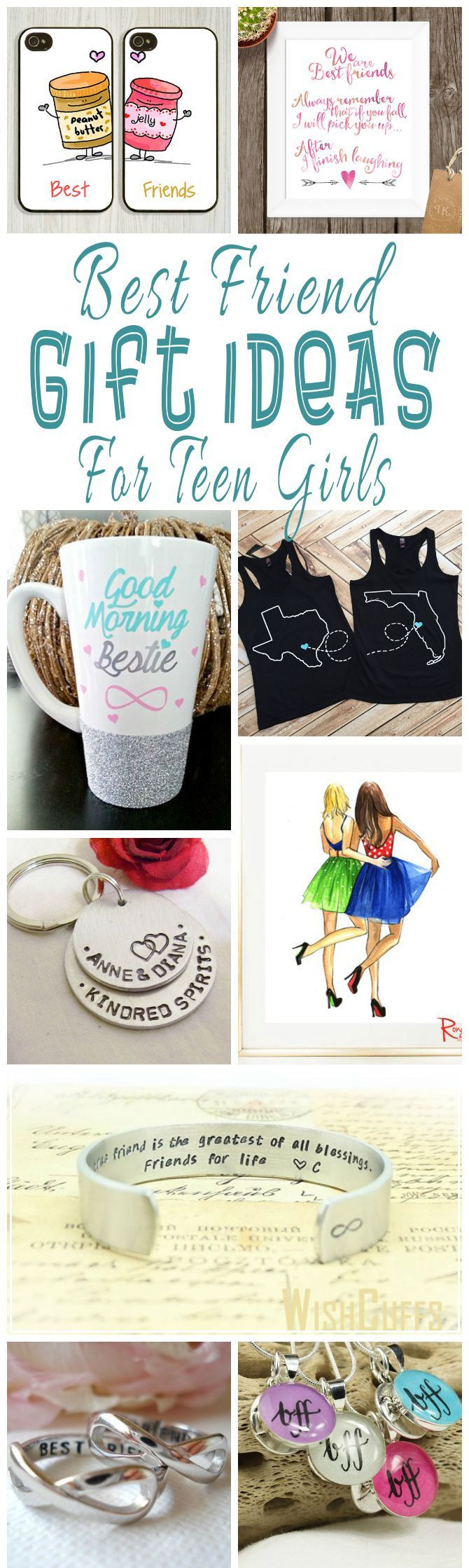 Birthday Gift Ideas For Friend Woman  Best Friend Gift Ideas For Teens