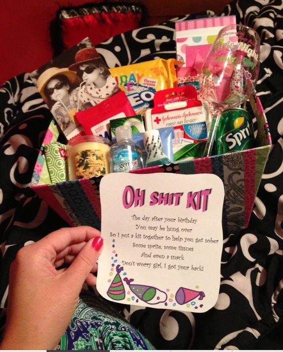 Birthday Gift Ideas For Friend Woman  Birthday ts Best friend Crafty ts