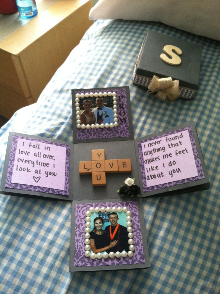 Birthday Gift Ideas For Your Girlfriend  21 DIY Romantic Gifts For Girlfriend You Can t Miss Feed