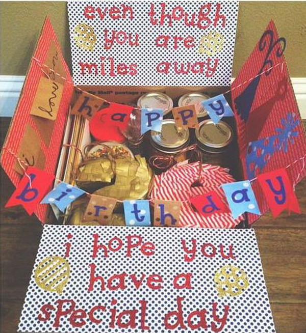 Birthday Gift Ideas For Your Girlfriend  20 DIY Gifts for Girlfriend or Boyfriend