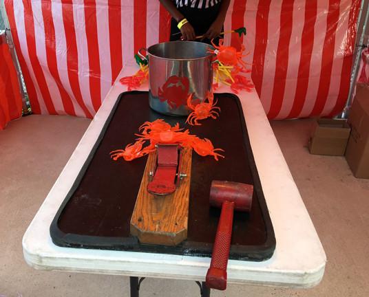Birthday Party Ideas Virginia Beach  Crab Feast Carnival Game Rental MD Beach Theme Party