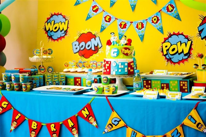 Birthday Party Themes For Kids  24 Kids Birthday Party Ideas You ll Never Regret