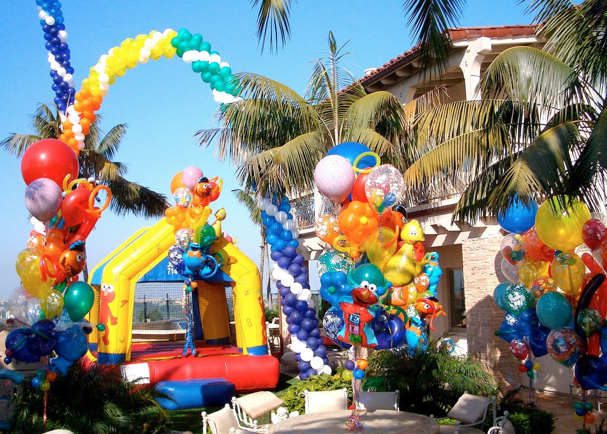 Birthday Party Themes For Kids  Kids Birthday Parties
