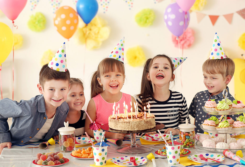 Birthday Party Themes For Kids  BIRTHDAY PARTY IDEAS FOR KIDS