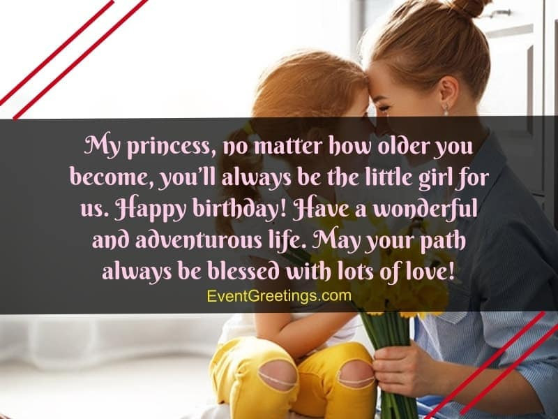 Birthday Quotes To Daughter  50 Wonderful Birthday Wishes For Daughter From Mom