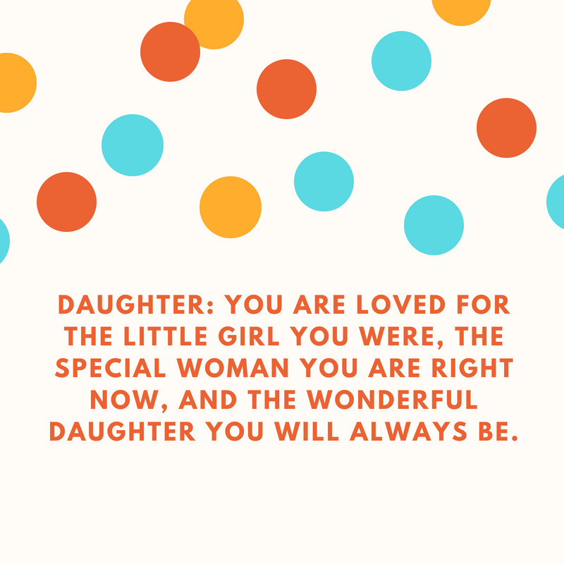 Birthday Quotes To Daughter  10 Heartfelt Birthday Wishes For A Daughter