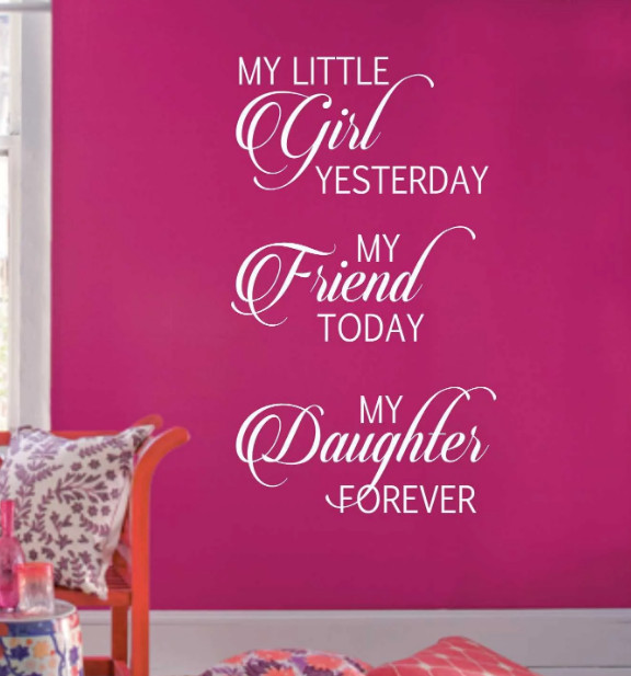 Birthday Quotes To Daughter  50 Best My Daughter Quotes To Show Your Inspirational