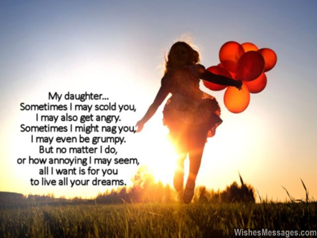 Birthday Quotes To Daughter  Birthday Wishes for Daughter Quotes and Messages