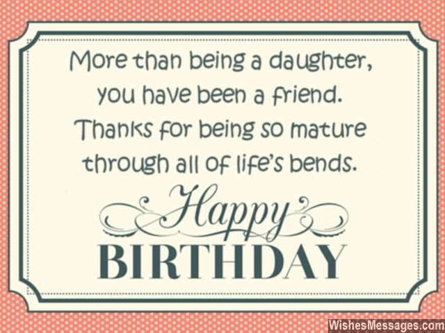 Birthday Quotes To Daughter  Birthday Wishes for Daughter Quotes and Messages – Sms