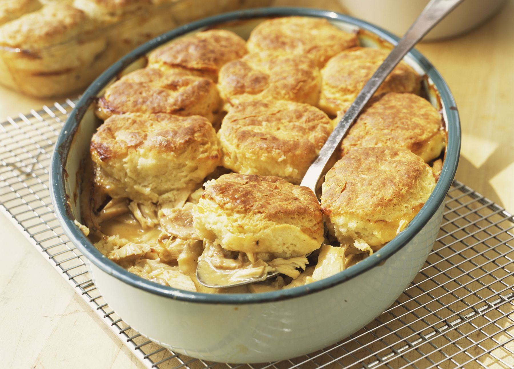 Biscuit Casserole Recipes  Fast and Easy Chicken and Biscuit Casserole Recipe