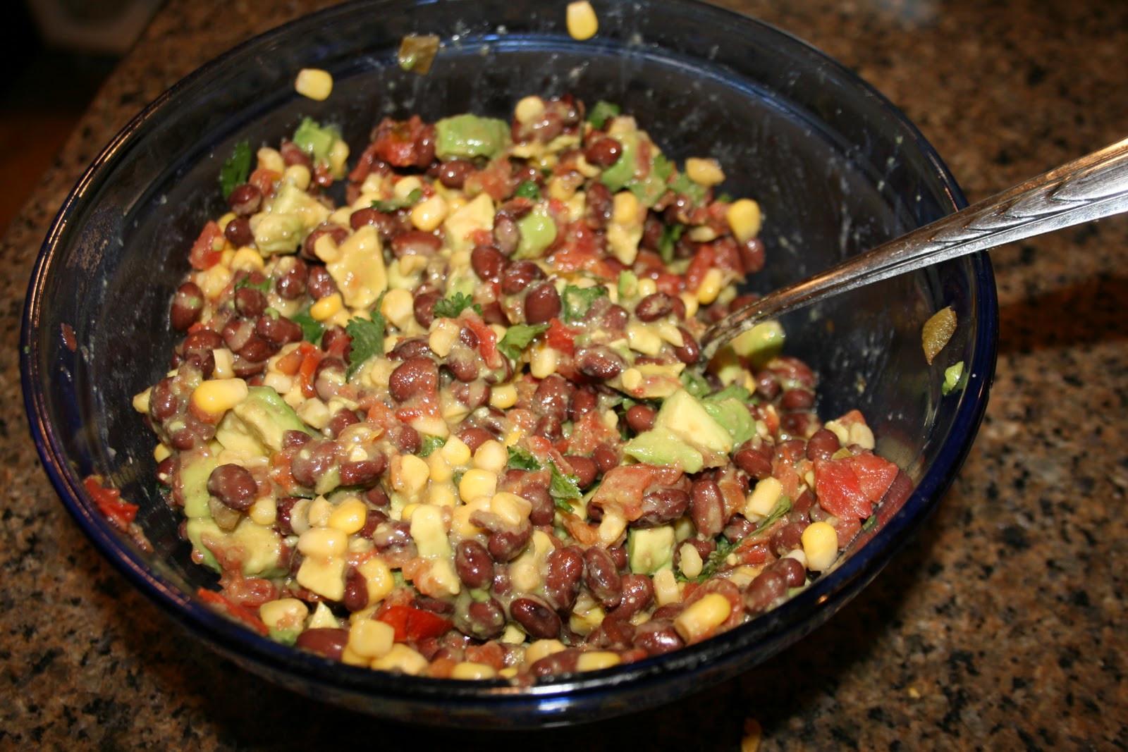 Black Bean Salsa Recipe Easy  EASY RECIPE – Black Bean Salsa