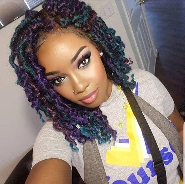 Black Crochet Hairstyles 2020  Latest Crochet Braid Hairstyles 2019