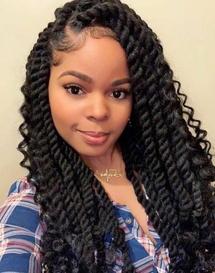 Black Crochet Hairstyles 2020  39 Best Afro Crochet Braids Hairstyles 2020 for Black