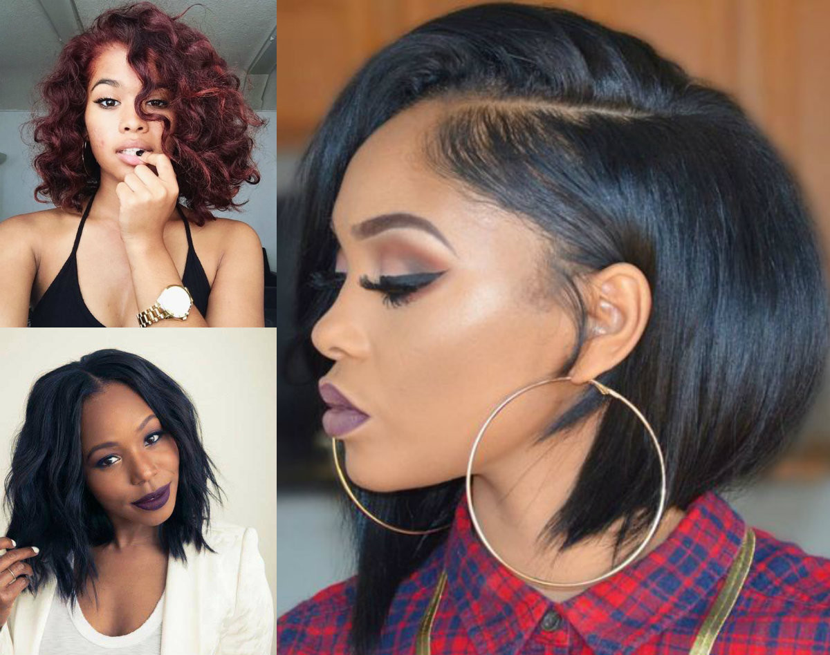 Bob Haircuts For Black Women  Black Women Bob Hairstyles To Consider Today