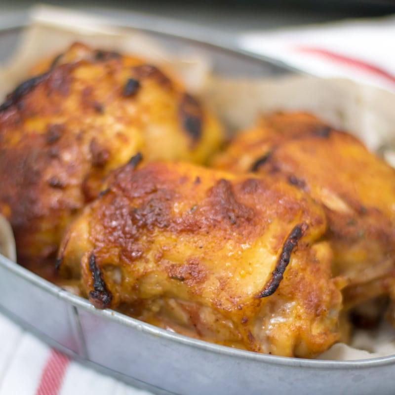 Bone In Chicken Thighs Slow Cooker  Bone In Chicken Thighs Slow Cooker Best Recipes Around
