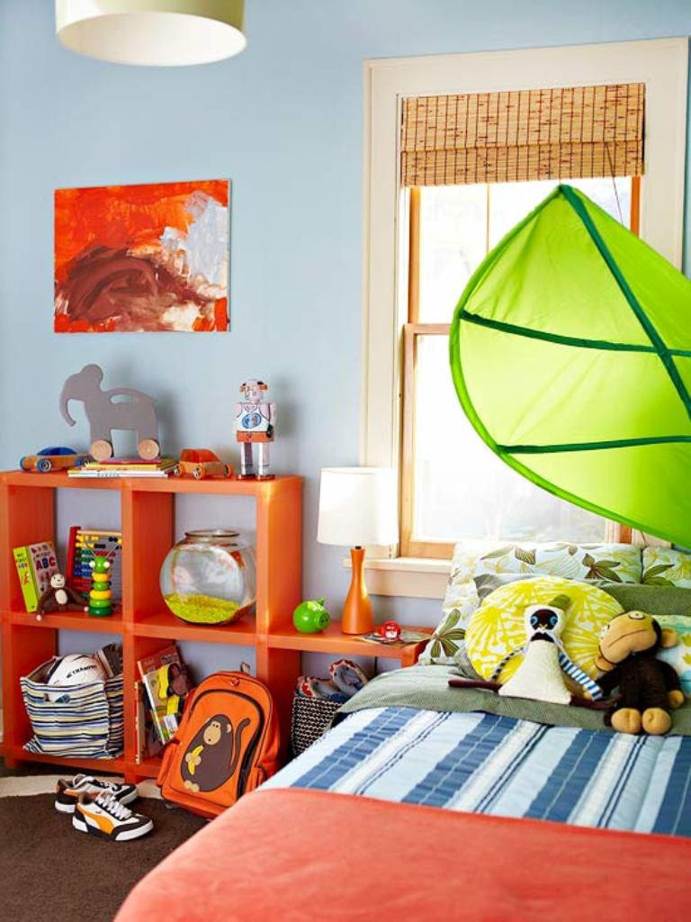 Boys Kids Room  15 Creative Toddler Boy Bedroom Ideas Rilane