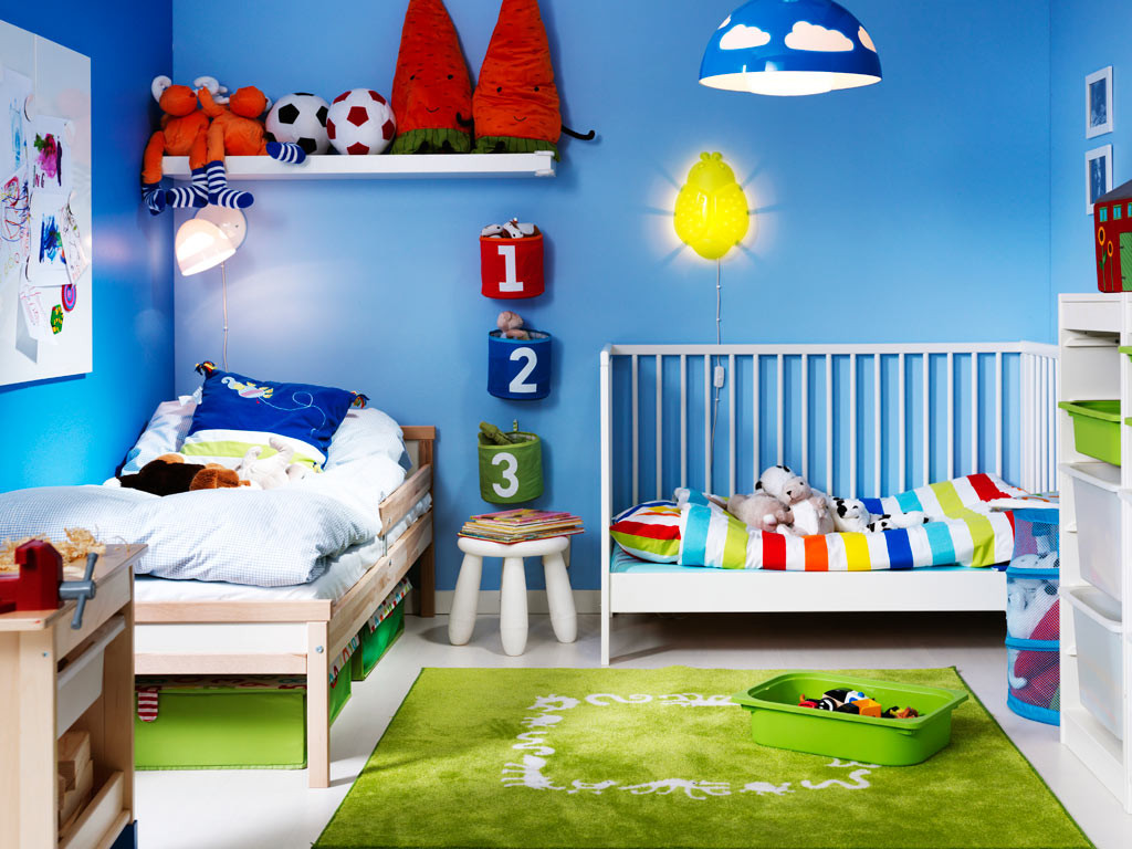 Boys Kids Room  Safety and Space for Kids Room