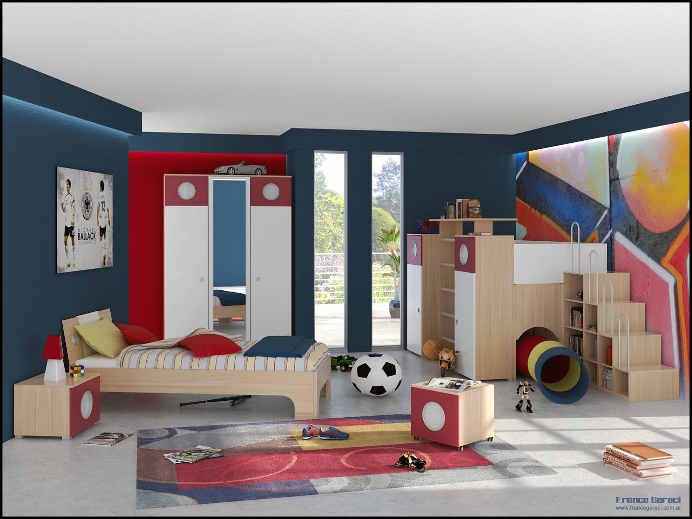 Boys Kids Room  Kids Room Inspiration