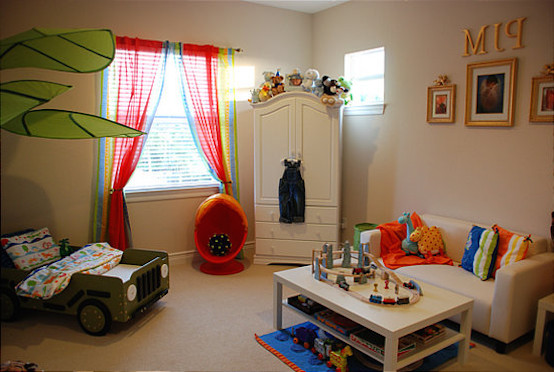 Boys Kids Room  20 Cool Boys Bedroom Ideas For Toddlers