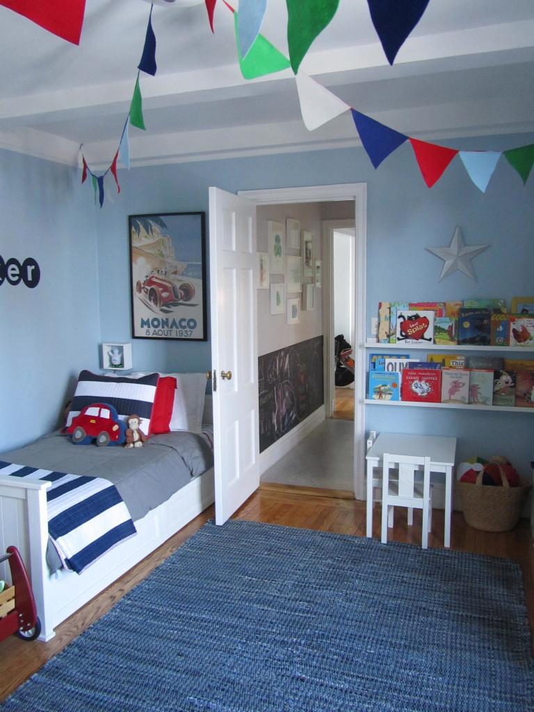 Boys Kids Room  Little B s Big Boy Room Project Nursery