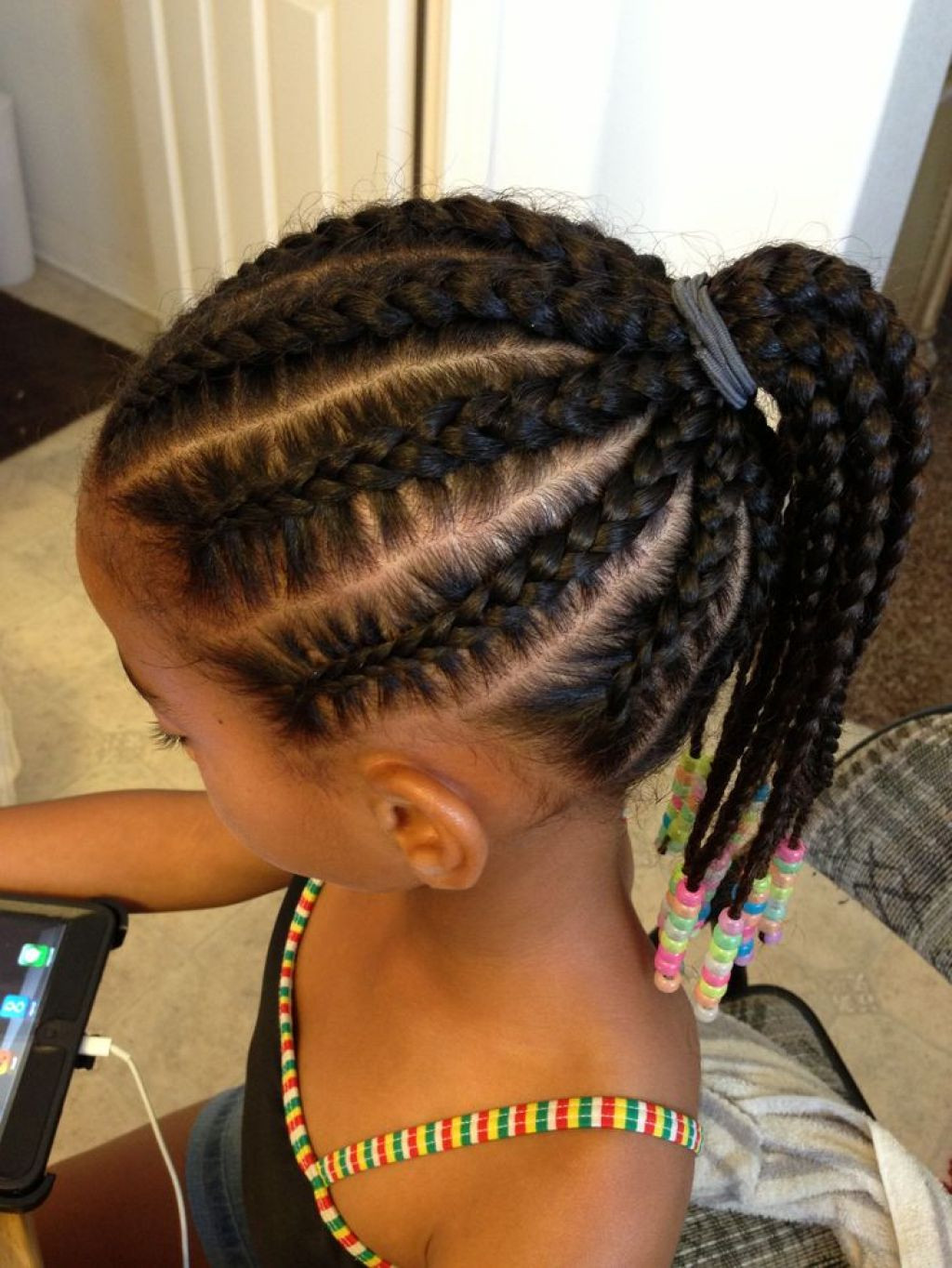 Braid Hairstyles For Little Girls  64 Cool Braided Hairstyles for Little Black Girls – Page 2