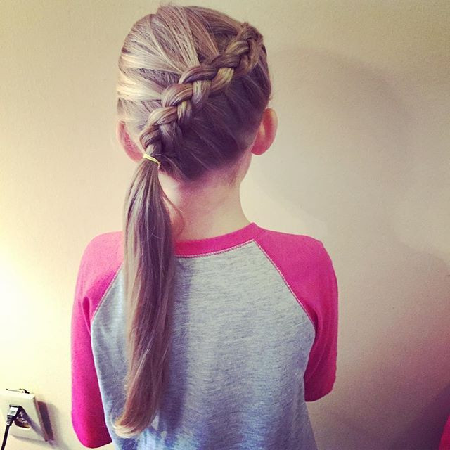 Braid Hairstyles For Little Girls  41 Adorable Hairstyles for Little Girls Sensod