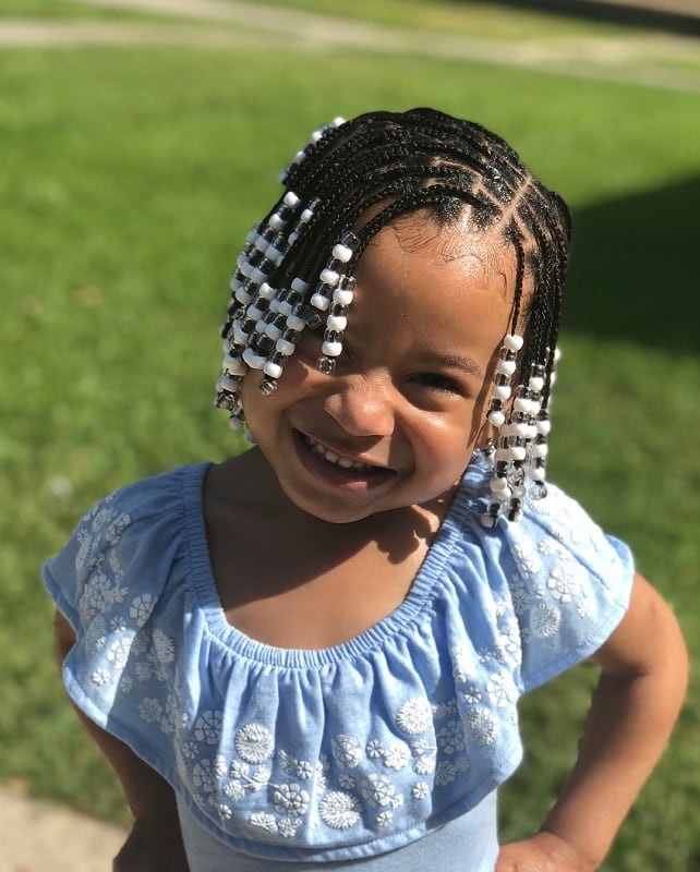 Braid Hairstyles For Little Girls  15 Lovely Box Braids Hairstyles for Little Girls to Rock