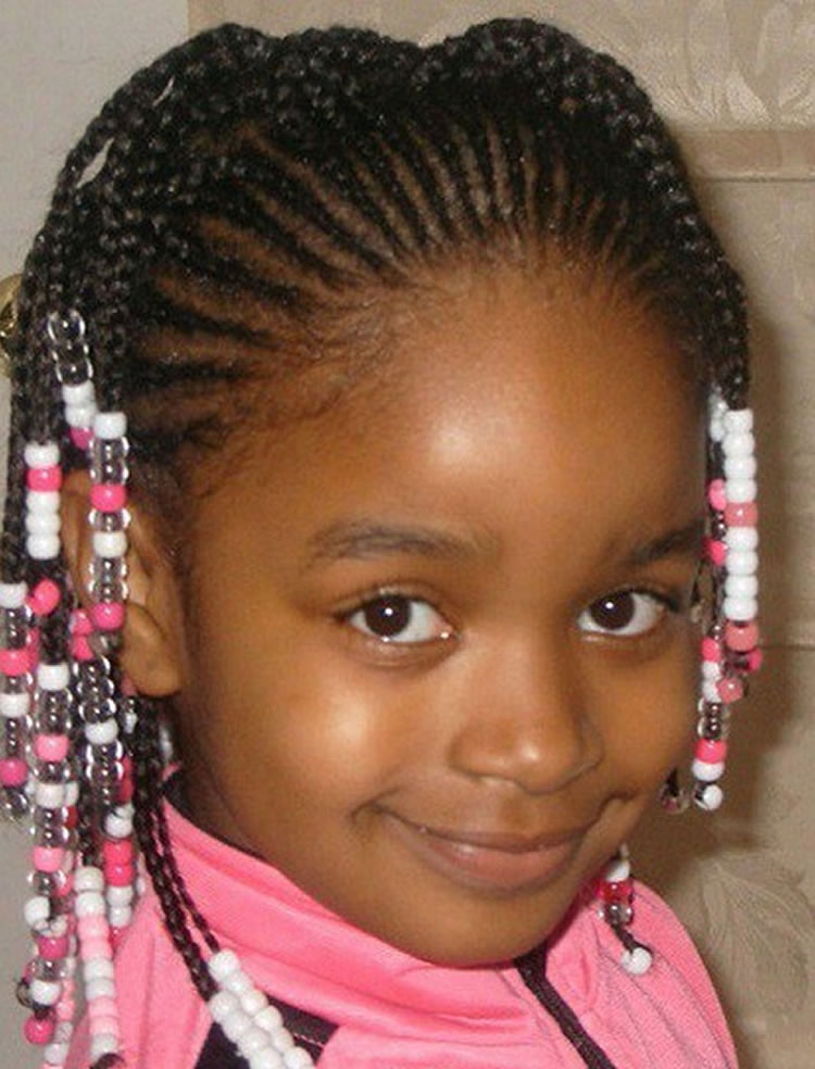 Braid Hairstyles For Little Girls  64 Cool Braided Hairstyles for Little Black Girls – Page 5