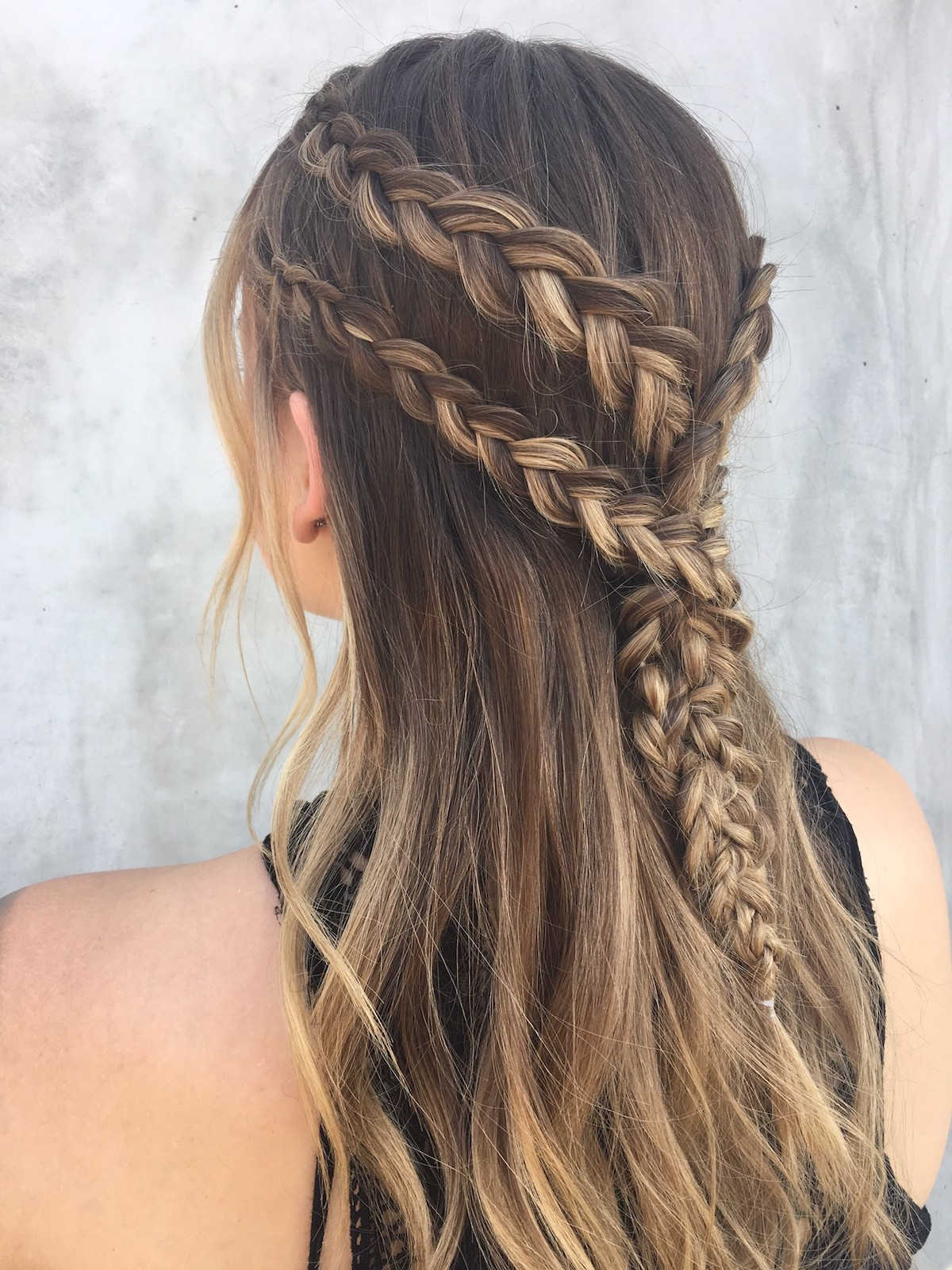 Braided Hairstyle Games  Mane Addicts A Game of Thrones Hair How To For Grandiose