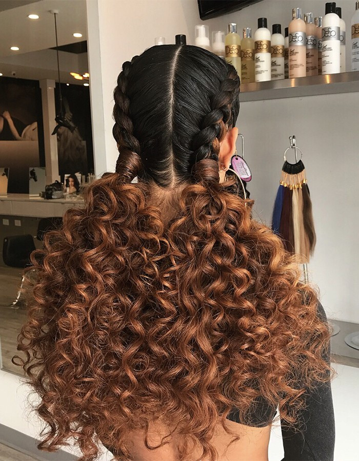 Braids And Curly Hairstyles  15 Braided Hairstyles You Need to Try Next