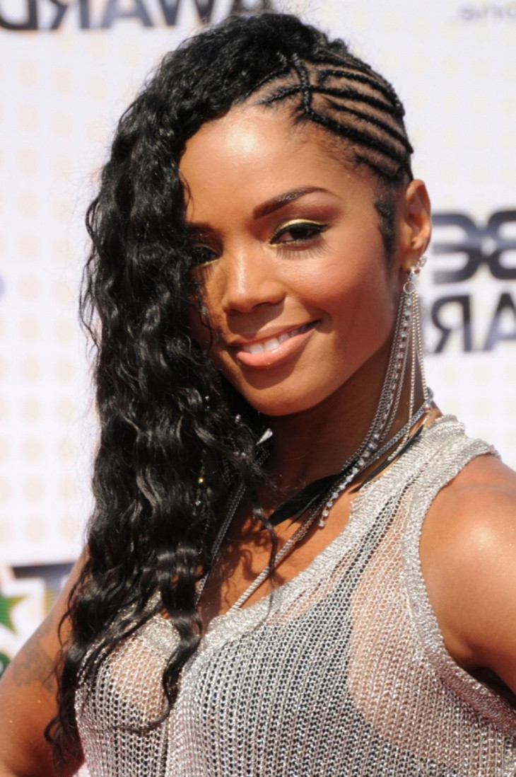 Braids And Curly Hairstyles  126 Black Hairstyles Hairdo ideas Tips Designs