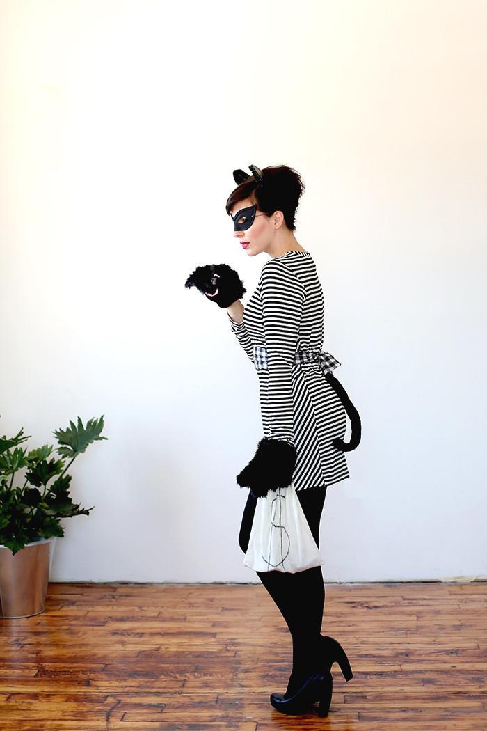 Burglar Costume DIY  Spirit Halloween Costume Ideas Keiko Lynn