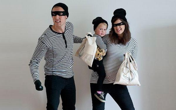 Burglar Costume DIY  DIY Burglar Costume