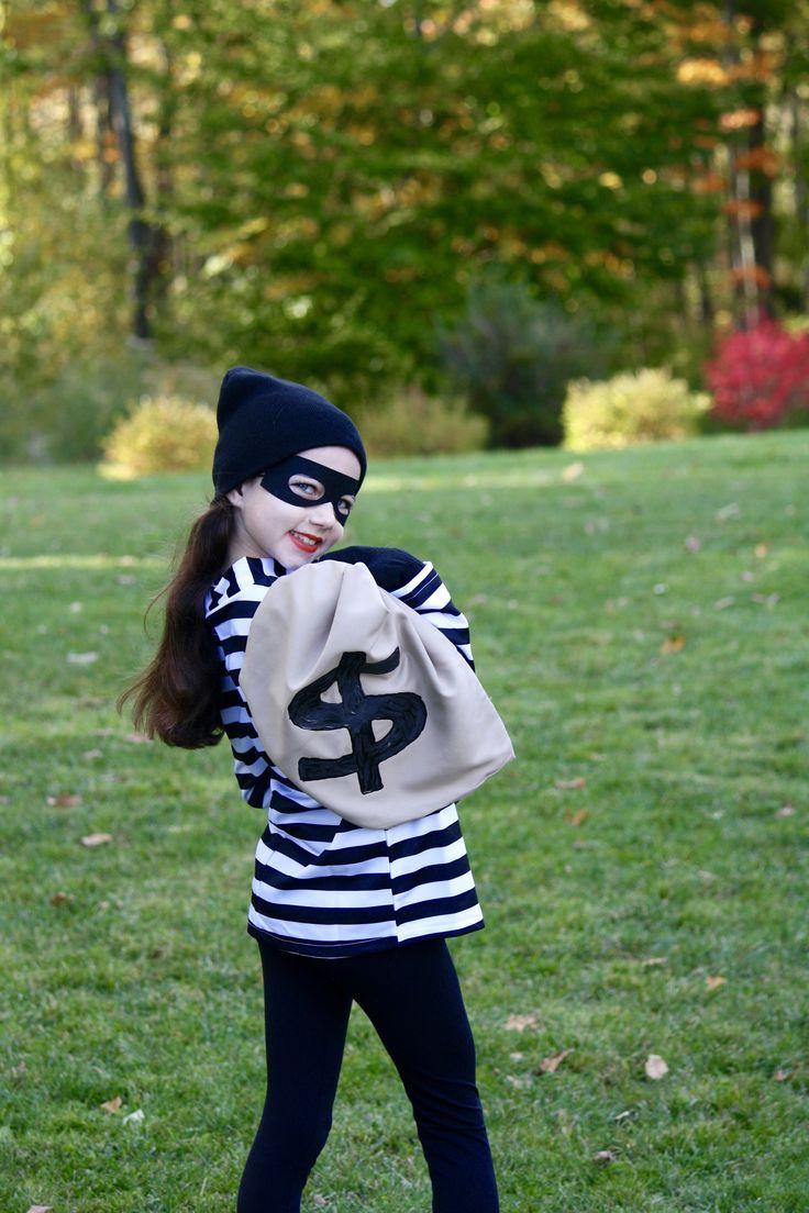 Burglar Costume DIY  Best 25 Robber costume ideas on Pinterest