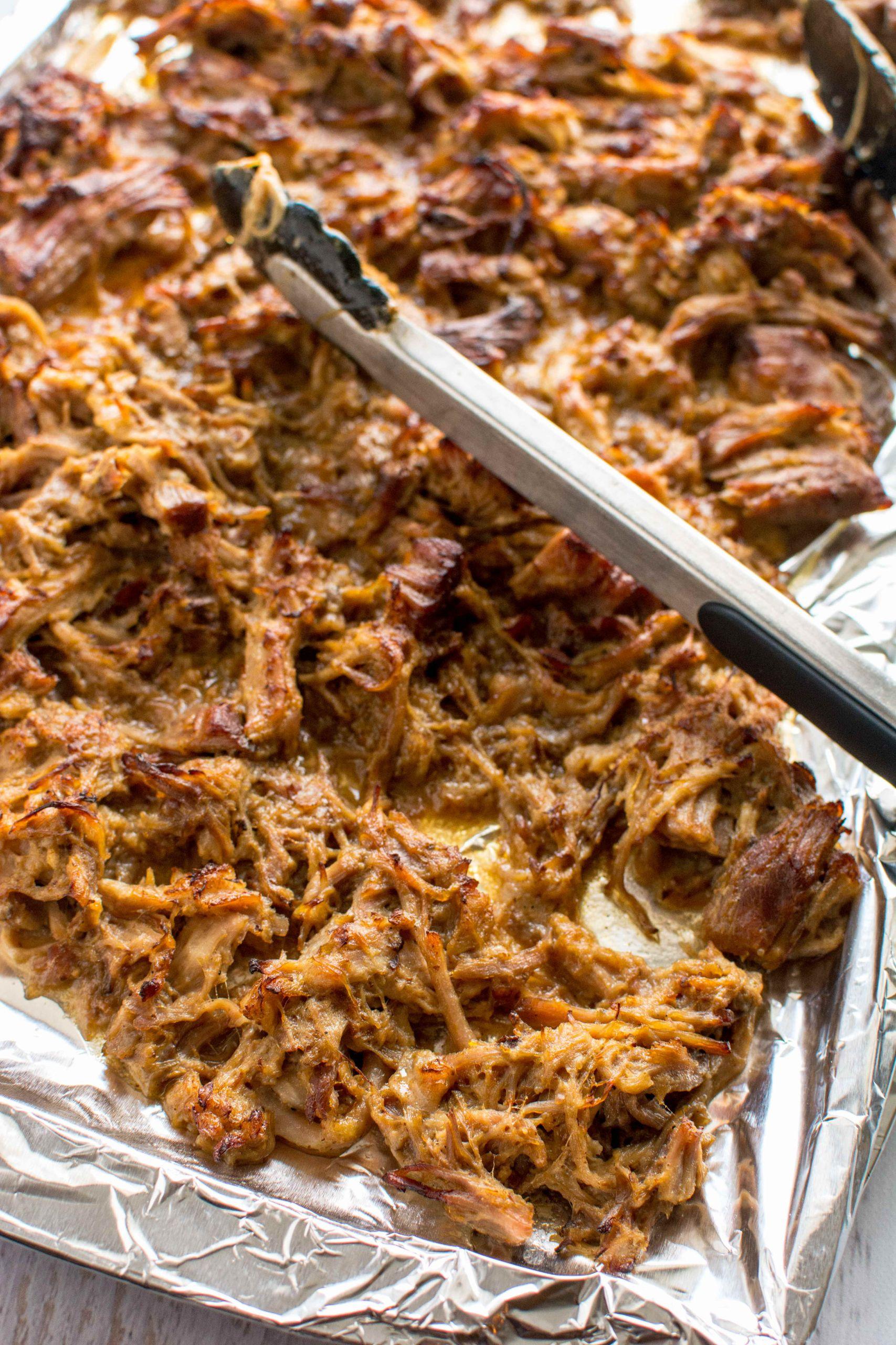 Calories In Pork Shoulder  Slow Cooker Honey Mustard Pulled Pork Slow Cooker Gourmet