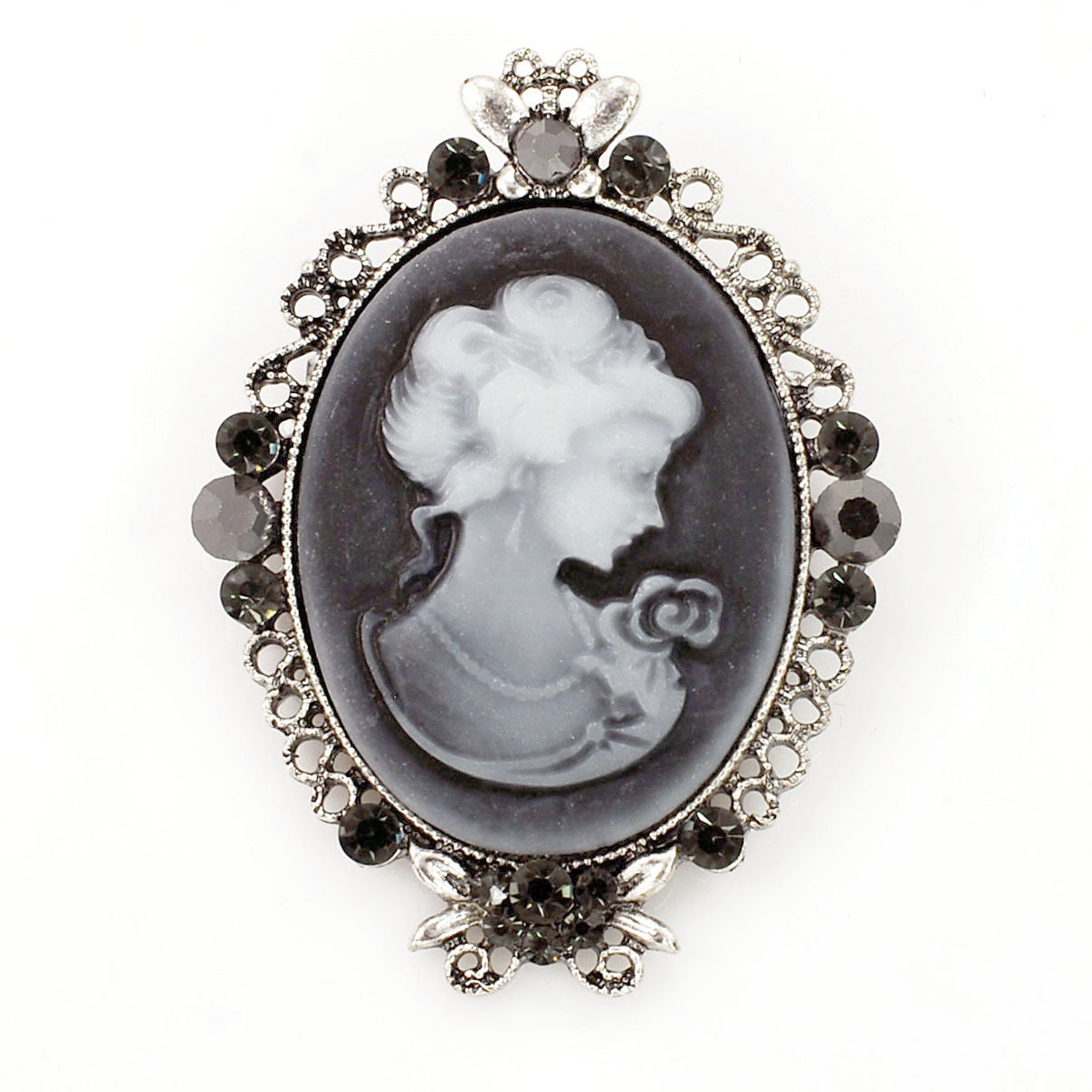 Cameo Brooches  Antique Cameo Brooch BH3008