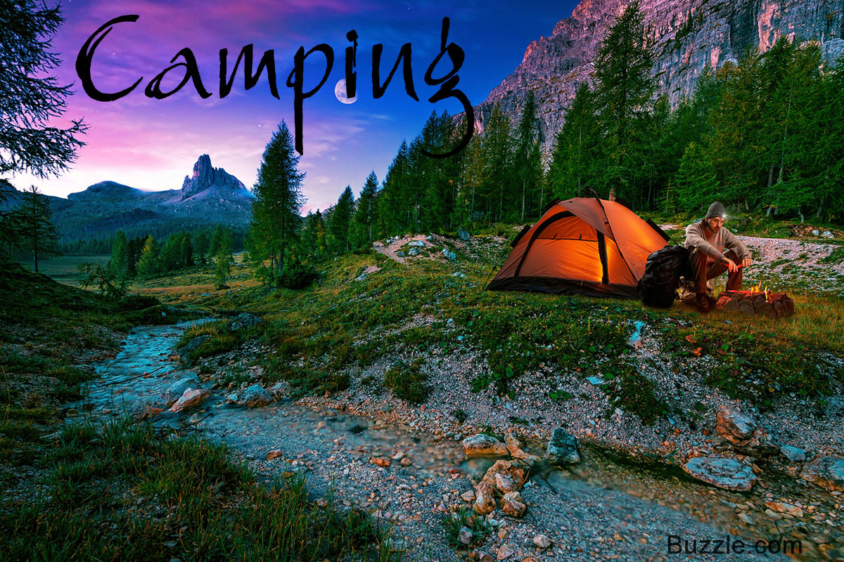 Camping Ideas For Adults  Adults Recharge Your Energy Levels With These Outdoor