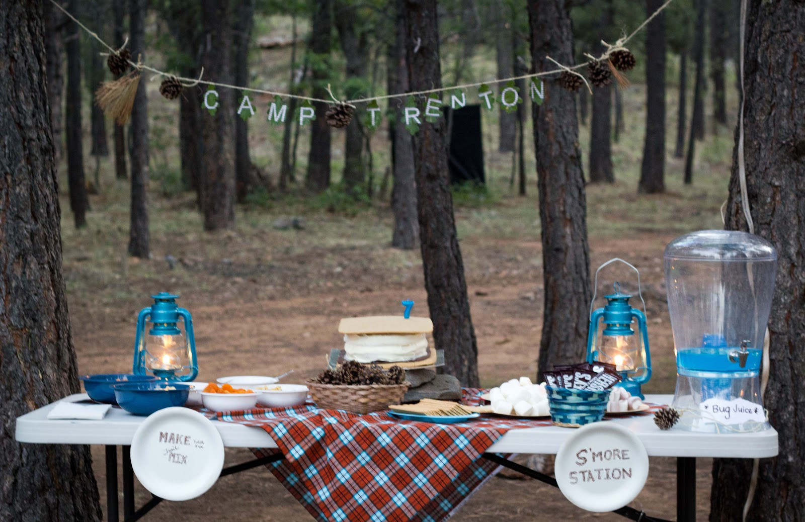 Camping Ideas For Adults  Camping Birthday Adventure My Insanity