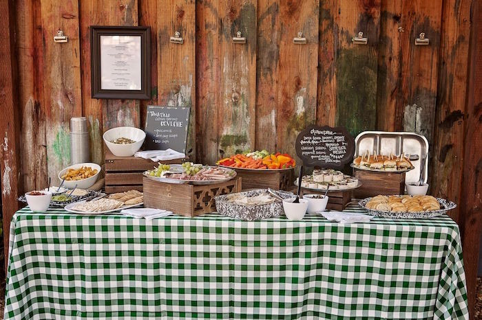 """Camping Ideas For Adults  Kara s Party Ideas """"Glamping"""" Glamorous Camping Party"""