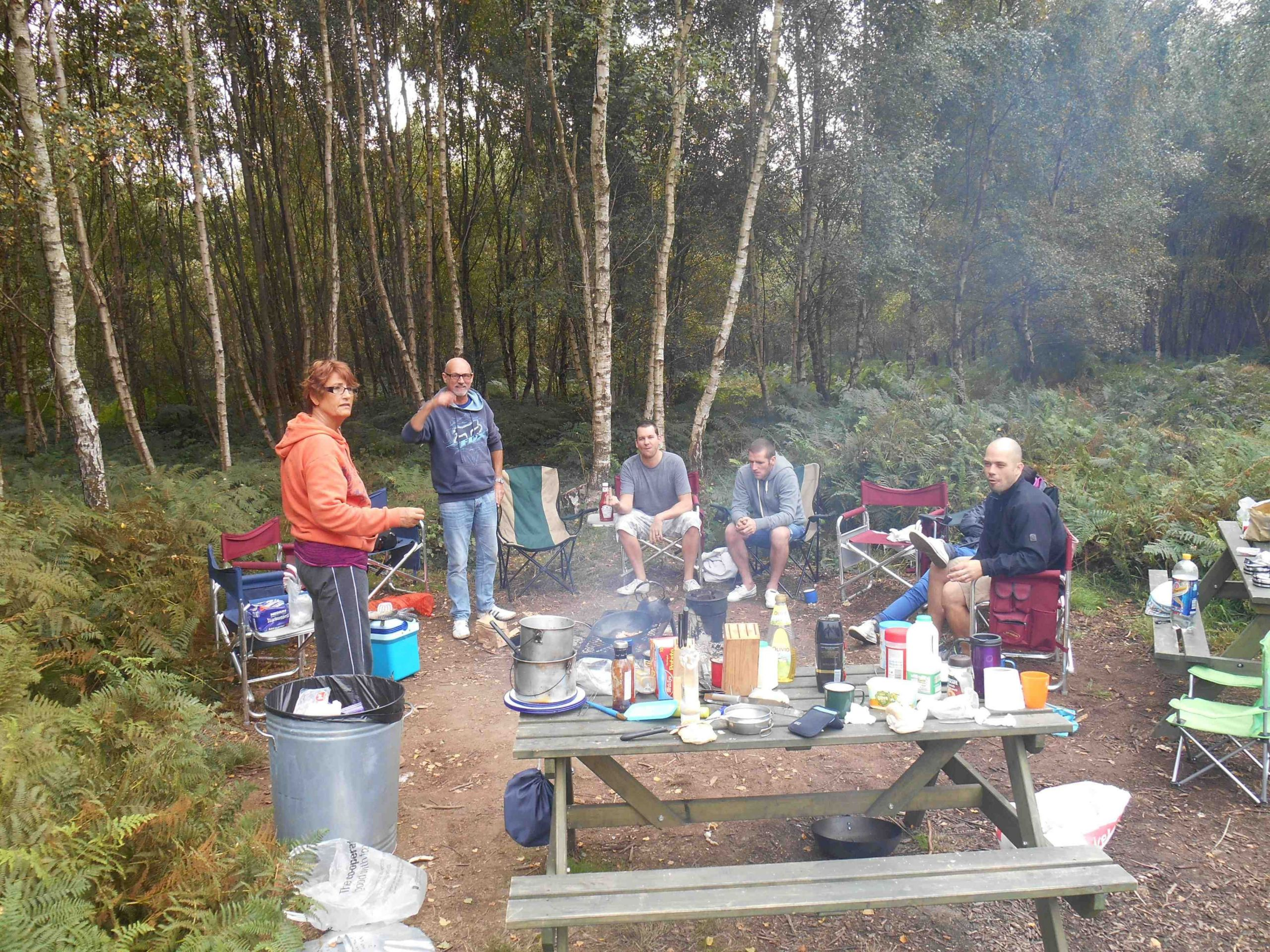 Camping Ideas For Adults  Camping games for adults Ideas for activities during