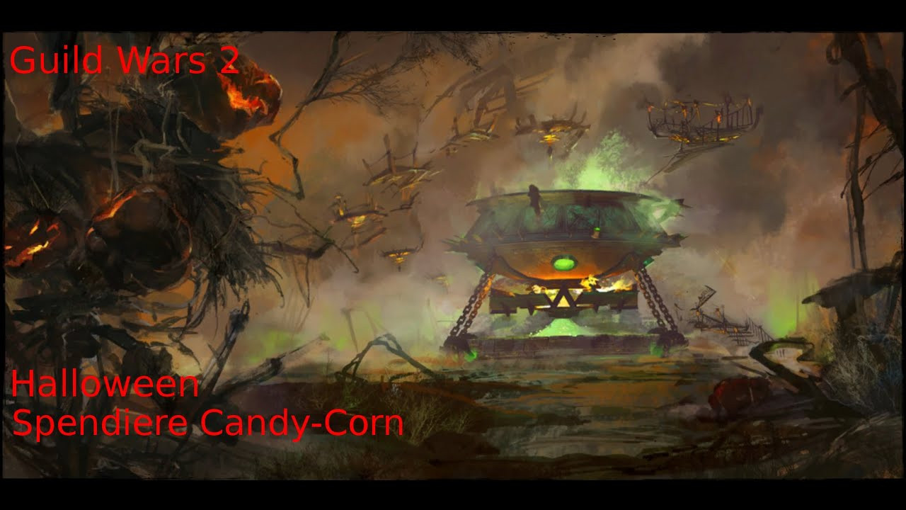 Candy Corn Gw2  Guild Wars 2 Halloween 1000 Candy Corn spenden