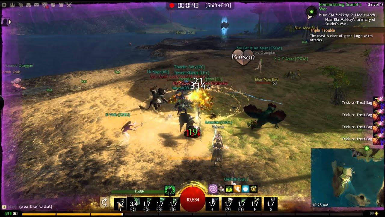 Candy Corn Gw2  Guild Wars 2 Candy Corn Farming