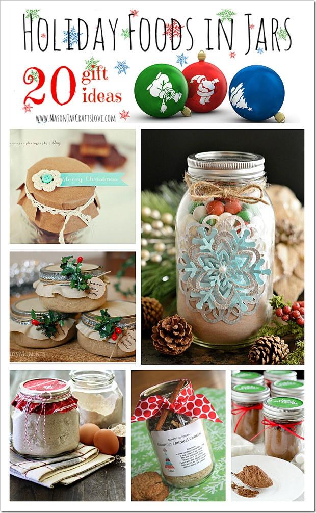Canning Gift Ideas Holidays  Top 10 Reader Favorites Mason Jar Crafts Love