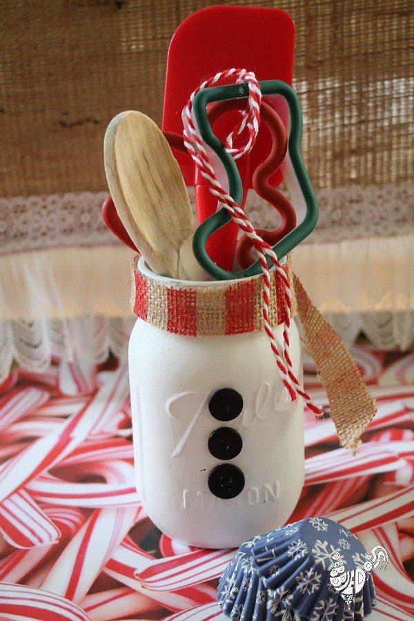 Canning Gift Ideas Holidays  Christmas Mason Jar Gifts