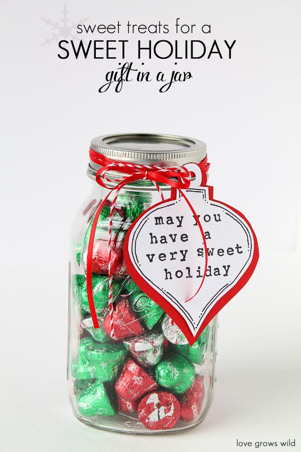 Canning Gift Ideas Holidays  5 Fun Mason Jar Gift Ideas Love Grows Wild